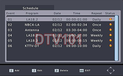 Digital 1080p TV Tuner for Over-The-Air Channels with Closed-Caption Support by AllAboutAdapters (Image #7)