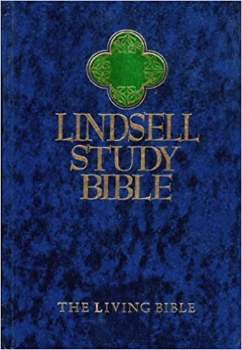 Lindsell Study Bible The Living Paraphrased Reference Edition Harold 9780842321853 Amazon Com Books Audio