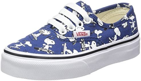beca34f3326950 Vans Unisex Youth Authentic (PEANUTS) Snoopy Skating VN0A38H3OQW Kids Shoe