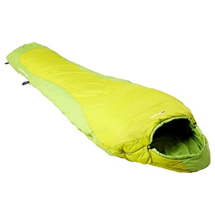 Berghaus Intrepid 1000 Sleeping Bag, Lime, One Size