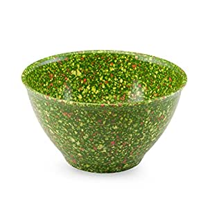Nonstick Dishwasher-Safe Rachael Ray 4 qt. Garbage Bowl - Green