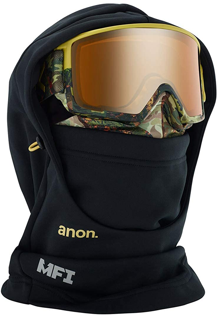 Amazon.com: Anon MFI - Balaclava con capucha para hombre ...