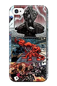 Chris Mowry Miller's Shop Iphone Cover Case - Spider-man Protective Case Compatibel With Iphone 4/4s