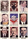 #2: TRUE CRIME SERIES 1 1992 ECLIPSE COMPLETE BASE CARD SET OF 110