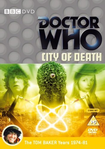 Doctor Who - City Of Death - Import Zone 2 UK (anglais uniquement) [Import anglais] (Doctor Who Region 2 Dvd)