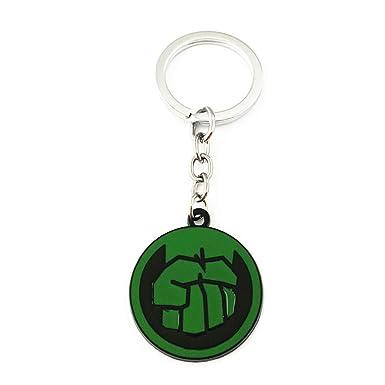 Amazon.com: Hulk Fist - Llavero con caja de regalo: Clothing