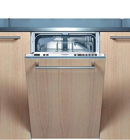 Siemens SF65T352EU lavavajilla - Lavavajillas (Totalmente ...