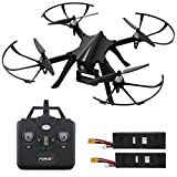 Force1 Compatible GoPro Drone for Adults - F100 Brushless Drone with GoPro Mount and Extra Go Pro Quadcopter Drone Battery (Drone Camera Not Included)