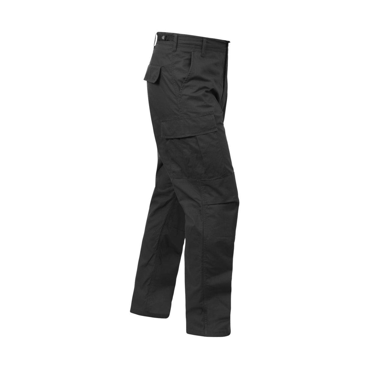 ROTHCO BDU PANT Black R/S 5923