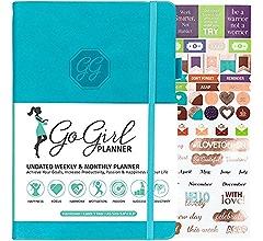 Amazon.com: GoGirl Planner – Planificador y organizador de ...