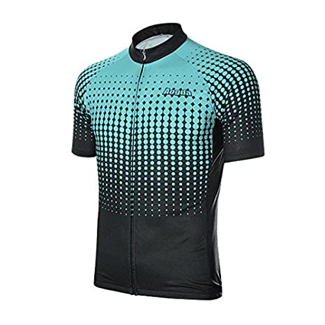 Amazon.com   Bazaar Unisex Outdoor Cycling Jersey Bike Short MTB Bicycle  Clothing Skinsuit Breathable Wicking Summer   Sports   Outdoors 4b48e6912