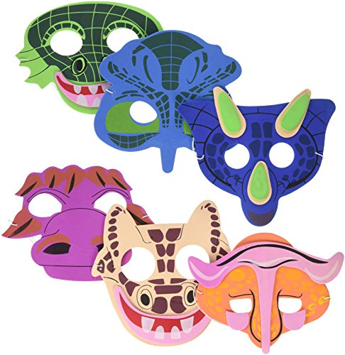 USToy Foam Dinosaur Masks Costume ()