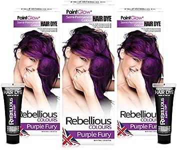 ppd free semi permanent hair dye