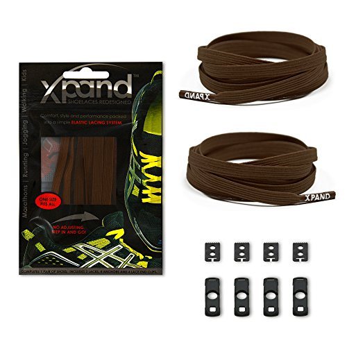 Xpand Shoelaces System Elastic Laces product image