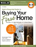 img - for Nolo's Essential Guide to Buying Your First Home by Ilona Bray J.D. (2011-01-11) book / textbook / text book