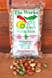 1 lb. bag The Works Pistachios