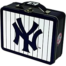 The Tin Box Company 207607-12 New York Yankees Large Carry All Tin
