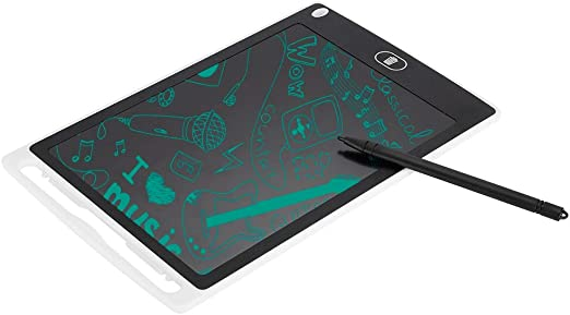 手書きボード、1ボタン消去LCDパネル+ ABSフレーム手書きタブレット、落書きドラフトのペイント用コンパクト