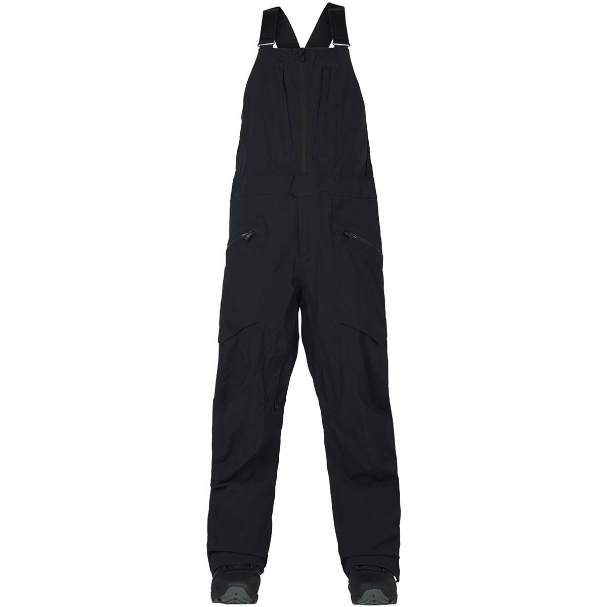 (バートン) Burton AK 3L Freebird Gore-Tex Bib Pant メンズ ズボンTrue 黒 [並行輸入品] True 黒 日本サイズ L (US M)