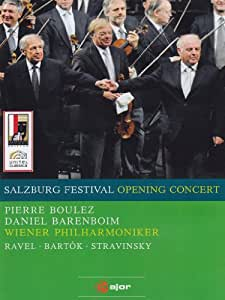 Salzburg Opening Concert: Valses Nobles [Import]