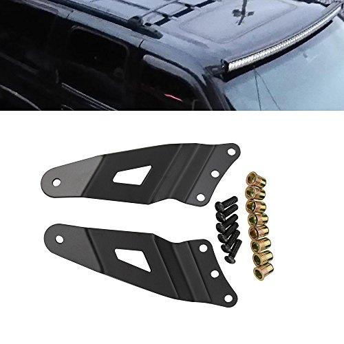 08 gmc sierra light bar brackets - 6