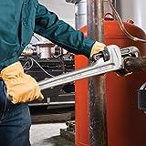 RIDGID 31105 Model 824 Aluminum Straight Pipe