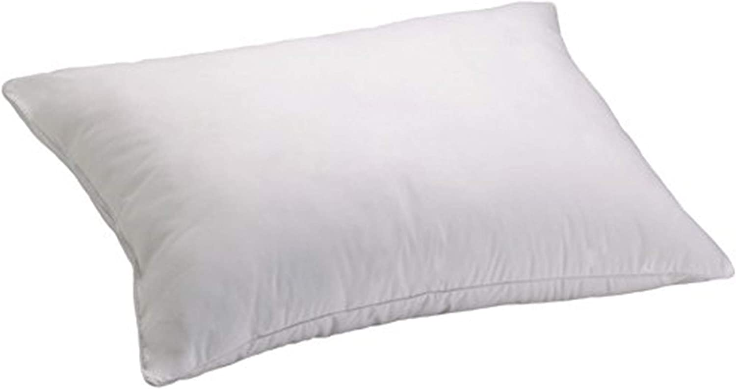 Great for Sleep or Travel MoonRest Kids Toddler Pillow Hypoallergenic Soft and Supportive 12x16 Made in The USA