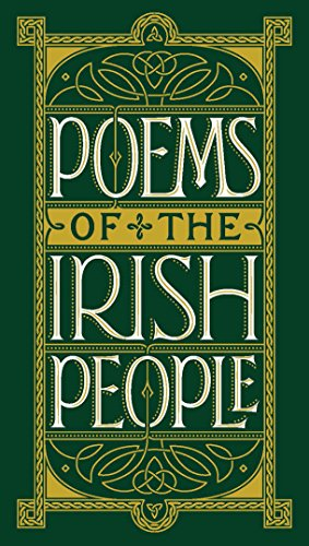 Poems of the Irish People (Barnes & Noble Pocket Size Leatherbound Classics) (Barnes & Noble Collectible Editions) (People Leather)