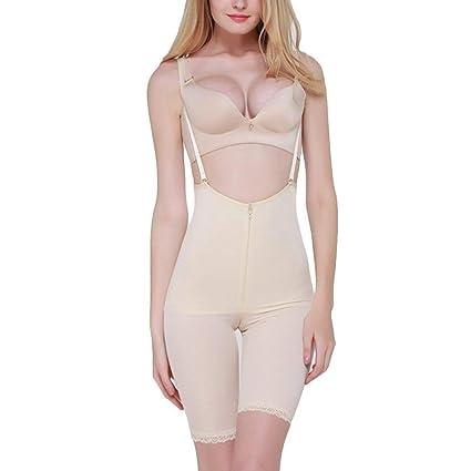 BOLAWOO-77 Und Effektiv Body Shapers Control Waist Abdomen Bust Leg Butt Lifter Strap Slim Perfect Shapewear Für Damen
