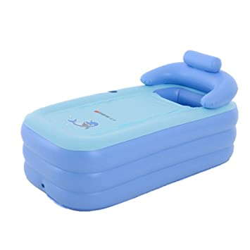 Baignoire gonflable pliable et portable ,baignoire spa tub / / en