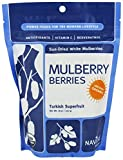 Navitas Naturals Mulberry Berries Organic (9-Pack)