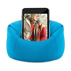 Mobile Phone Sofa / Bean Bag Holder - for iPhone, iPod and More (Blue) by Unknown