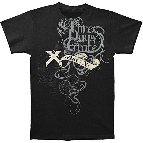 Three Days Grace Midnight Strangler Mens T-Shirt
