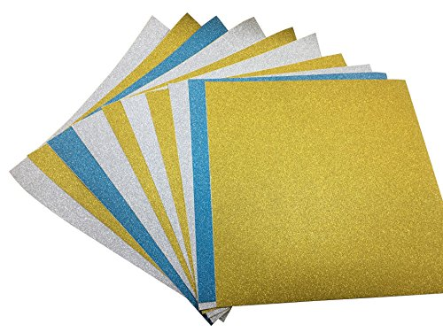 Adhesive Sheets, Misscrafts 10 Sheets 12
