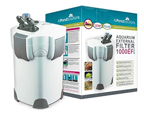 All Pond Solutions Filtro Externo para Acuario de 1000 L/H Plus 9 W sin luz UV: Amazon.es: Productos para mascotas