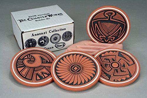 Coaster Works Absorbent Coasters Anasazi