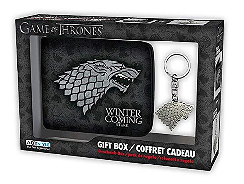 Amazon.com: ABYstyle - Game of Thrones - Gift Box- Wallet + ...