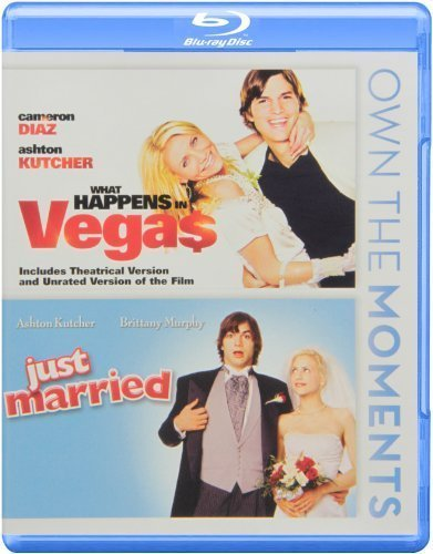 What Happens in Vegas / Just Married [Blu-ray] by 20th Century Fox