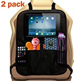 Car Seat Organizer for Kids with iPad / - Best Reviews Guide