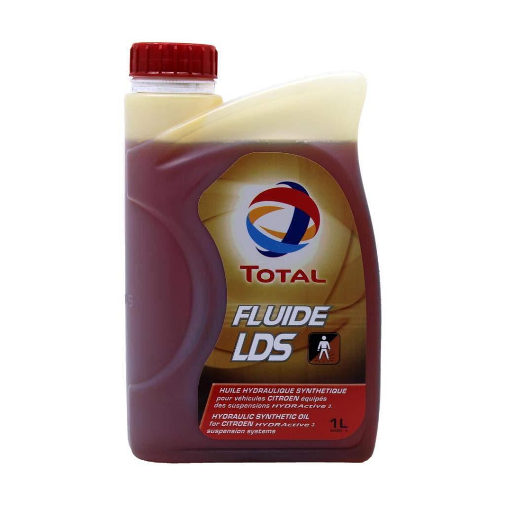 Total Fluide LDS Hydraulic Synthetic Oil 1Litre