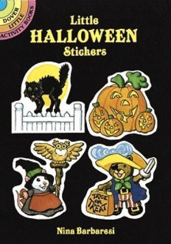 Little Halloween Stickers (Dover Little Activity Books