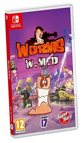 Worms W.M.D - Nintendo Switch