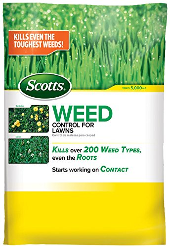 Scotts 49801C Weed Control for Lawns