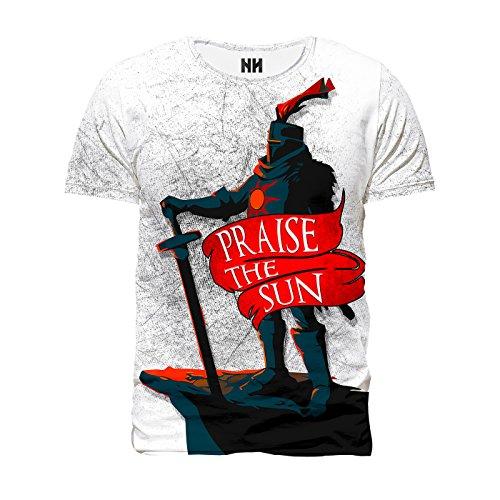 T Noorhero Souls shirt Remastered Uomo Dark Ygwzz6dxq