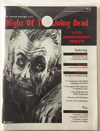 The Scream Factory Presents: Night of the Living Dead 25th Anniversary Tribute