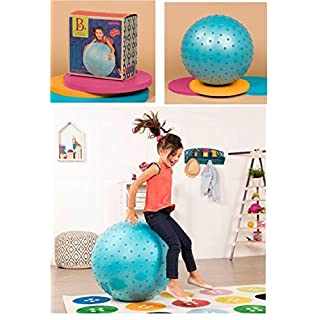 B.Toys - POUNCY Bouncy Ball - Perfect Way to Move, Be Active and Have Fun, All at The Same Time.