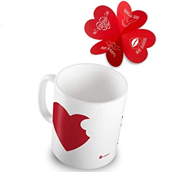 Valentine Gifts Special For Sister In Law Best Quality Ceramic Mug Saali Aadhi Gharwali
