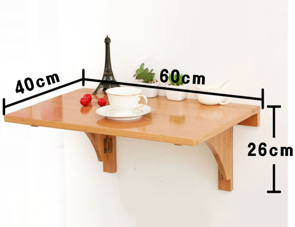 JXXDDQ Drop Leaf Table, Wall Hanging Mesa Plegable Mesa de Comedor ...