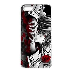 Vampire Knight iPhone 4 4s Cell Phone Case White yyfabd-323539