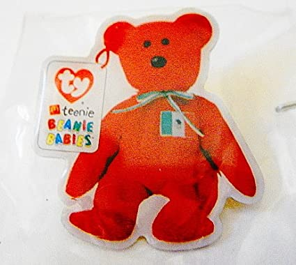 Amazon.com   Rare OSITO the Mexican Bear Ty Beanie Babies McDonald s  Employee Pin   Everything Else a8f5ade97b3d